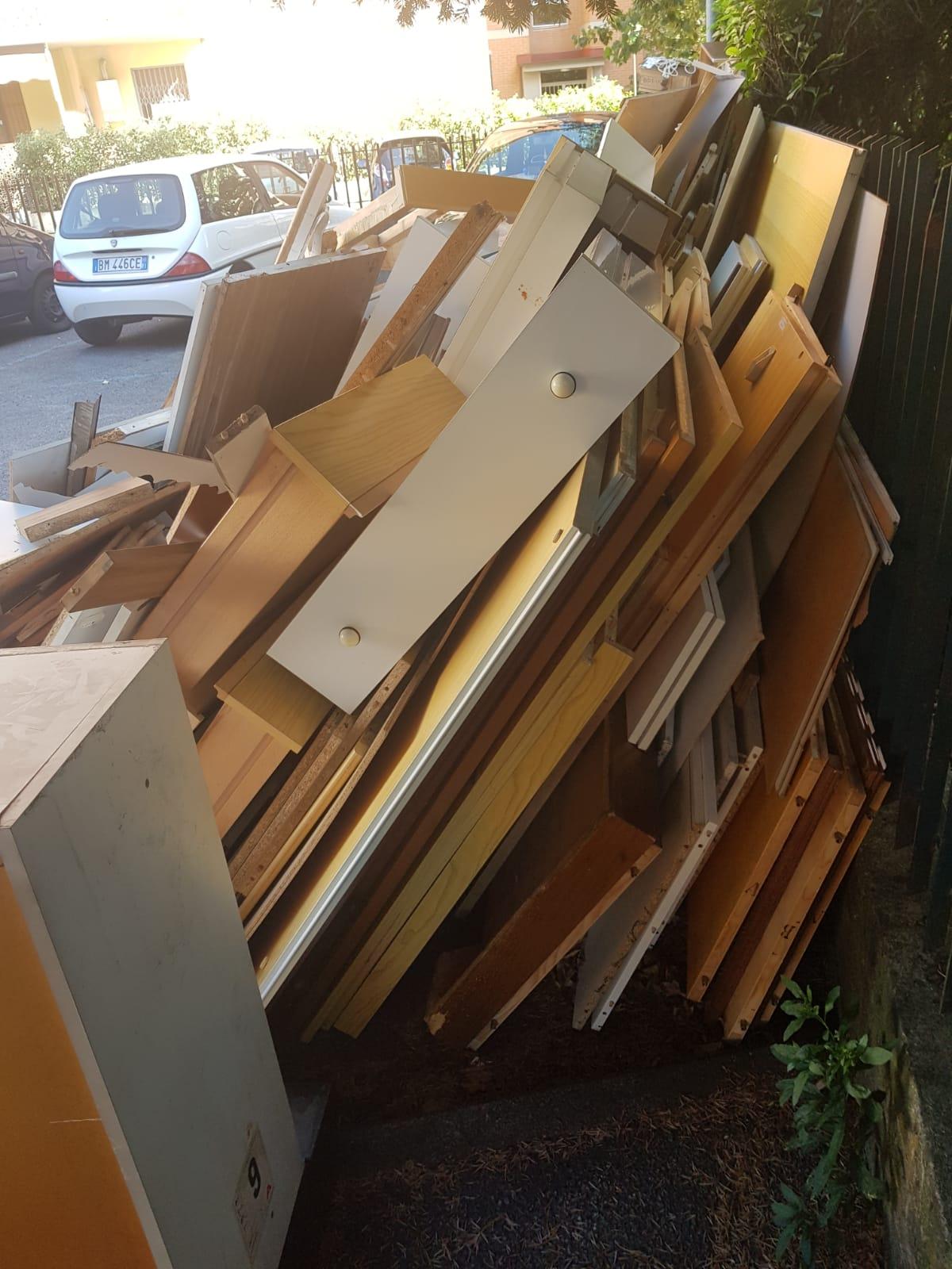 Svuota Appartamenti Gratis Firenze firenze rifiuti ingombranti, alia ritiro gratuito