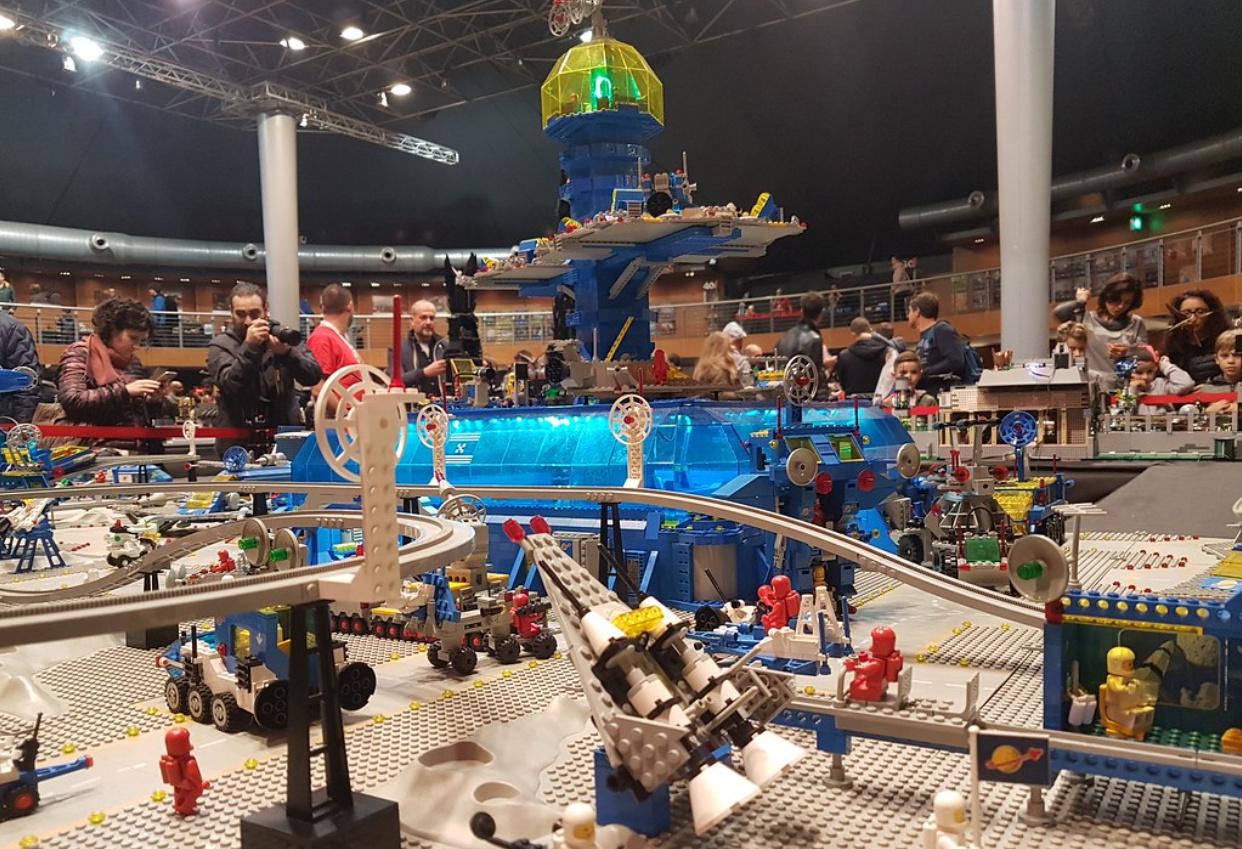 Lego per adulti e bambini: al via Bricks in Florence Festival - Sei di Firenze se